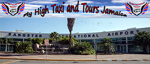 Jamaican Airport Transfers by Fly High Taxi and Tours Jamaica