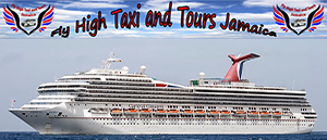 Freedom Of The Seas - Jamaican Cruise Ship Tours by Fly High Taxi and Tours Jamaica