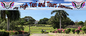 Jamaican Sight-Seeing Tours by Fly High Taxi and Tours Jamaica