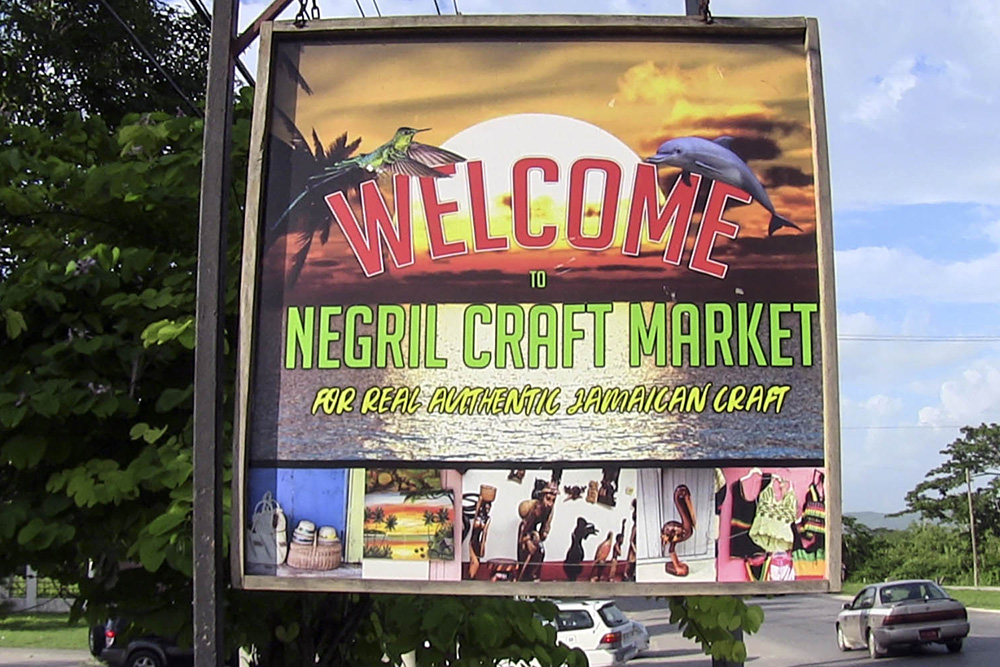 Negril Craft Market - Fly High Taxi and Tours Jamaica - www.FlyHighTaxiAndToursJamaica.com - www.FlyHighTaxiAndToursJamaica.net