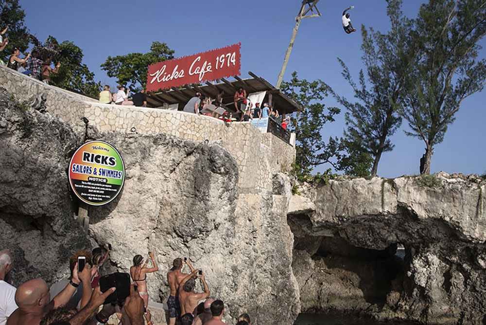 Rick's Cafe - Fly High Taxi and Tours Jamaica - www.FlyHighTaxiAndToursJamaica.com - www.FlyHighTaxiAndToursJamaica.net